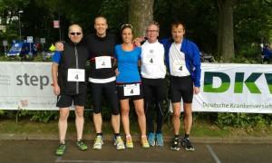 Dr. Thomas Schönenbroicher, Tobia Kreikemeyer, Johanna Bertram, Dr. Ernst Bleibaum, Dr. Gerhard Stiens